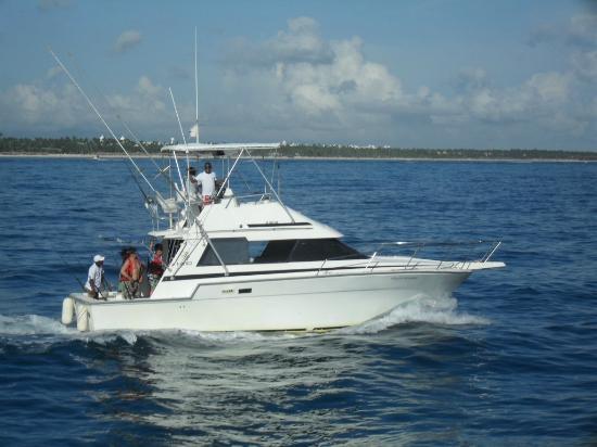 Deep sea fishing for Deep sea fishing punta cana